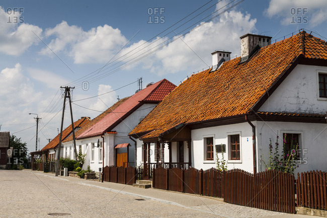 Europe, Poland, Podlaskie Voivodeship, Tykocin