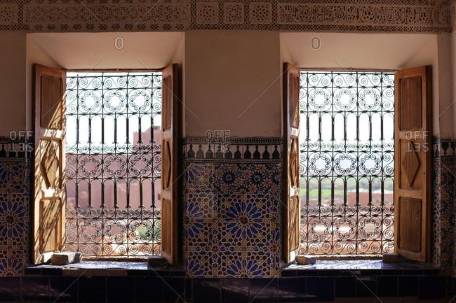 Morocco, Quarzazate, Kasbah Taourirt