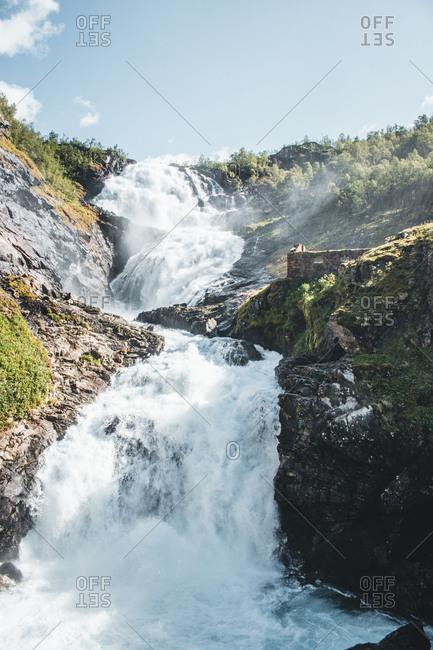 Norway, Aurland, Flam