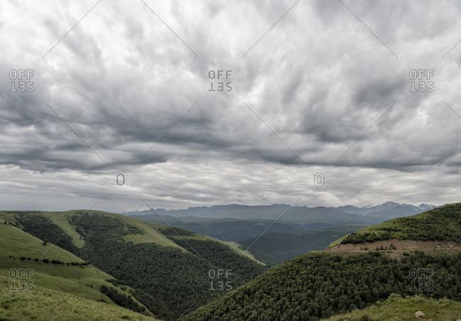 Russia- Upper Baksan Valley- Caucasus