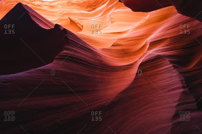 USA- Arizona- Lower Antelope Canyon