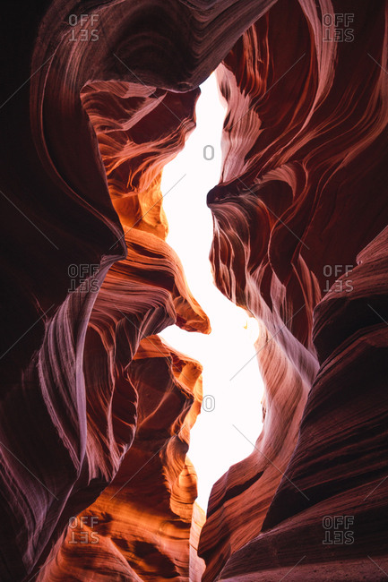 USA- Arizona- Lower Antelope Canyon