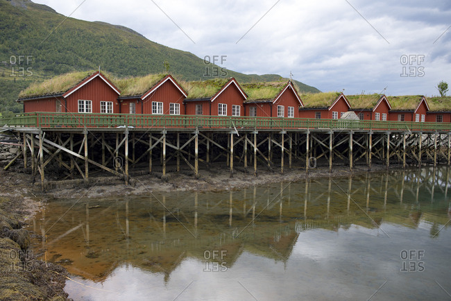 Norway- Manndalen- holiday lodges