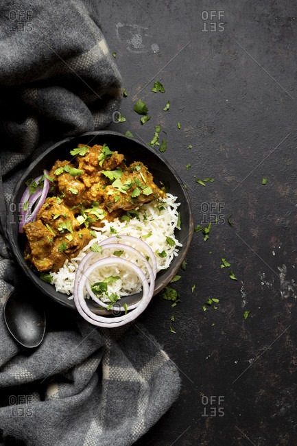 Mutton Vindaloo from the Offset Collection