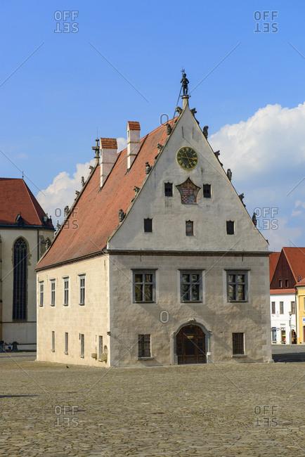 Slovakia- Bardejov- Townhall