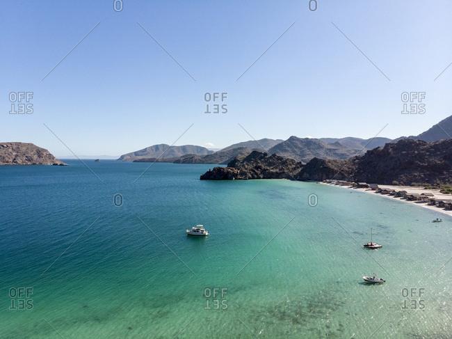 Playa El Burro, Baja California Sur, Mexico
