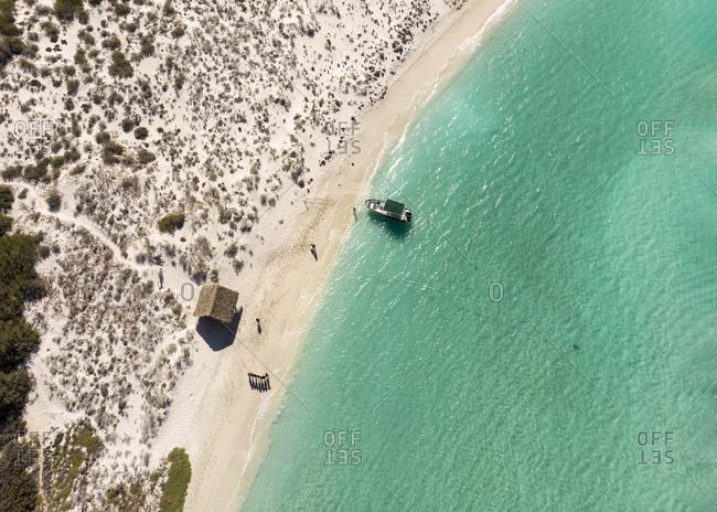 Coronado Island beach, Baja California Sur, Mexico