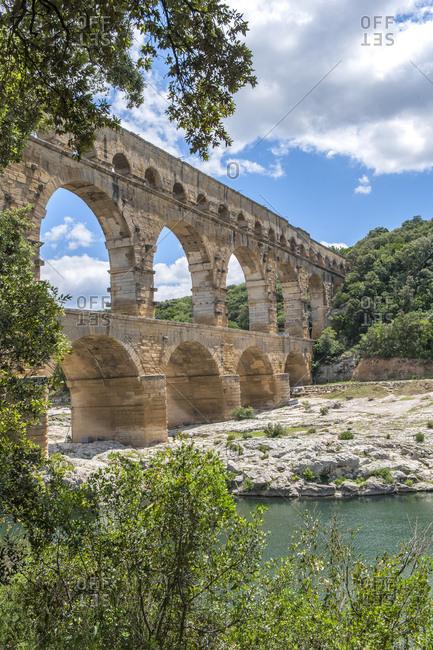 Pont du Gard, France, Europe