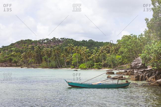 Vietnam- Phu Quoc- fishing boat