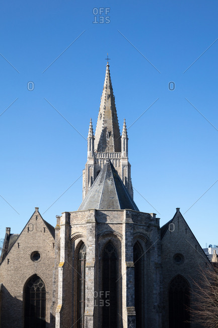 Sint-Jacobskerk, Ypres, Belgium