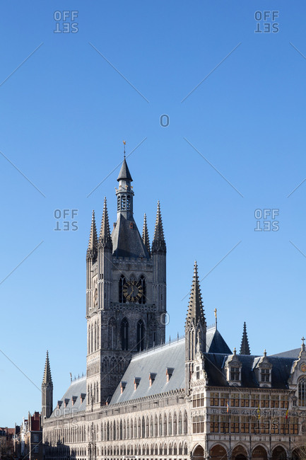 Ypres Cloth Hall, Belgium