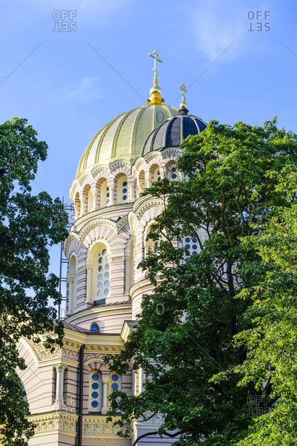 Riga Nativity of Christ Cathedral, Riga, Latvia, Europe