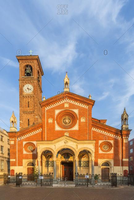 Church Santa Eufemia,  Milan, Lombardy, Italy