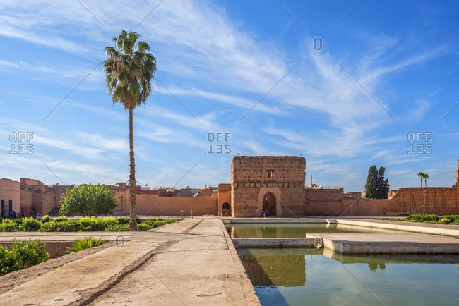 Palais El Badi, Marrakech, Morocco