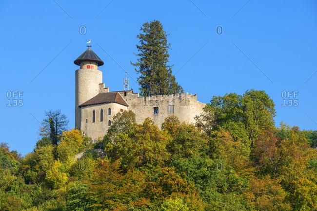 Birseck castle, Arlesheim, Basel-Country, Switzerland
