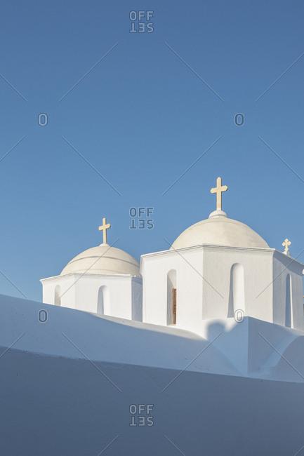 White Church, Greek architecture.