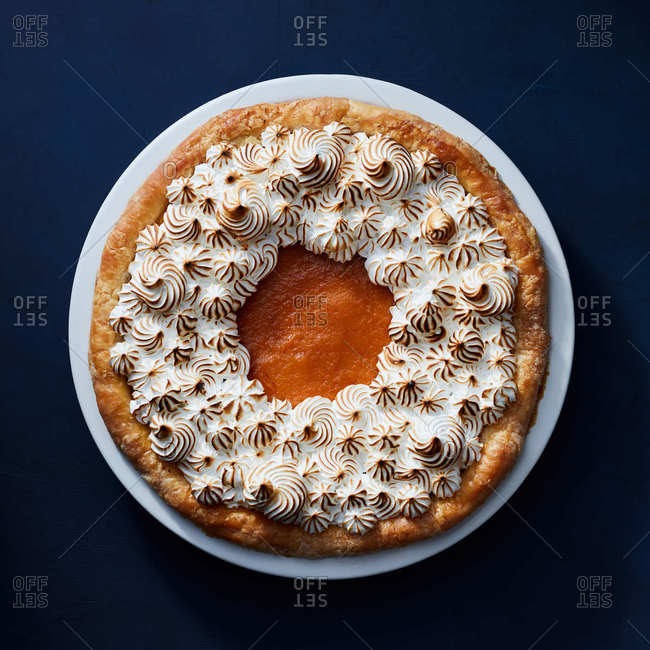 Sweet potato pie - Offset Collection