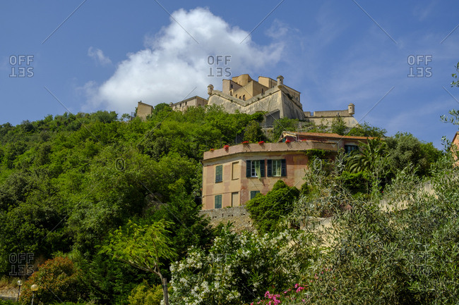 Italy- Liguria- Finale Ligure- Finalborgo