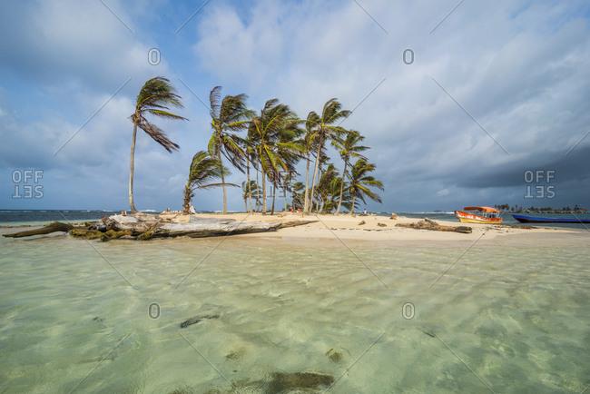 Panama- San Blas Islands- Kuna Yala- Achutupu island