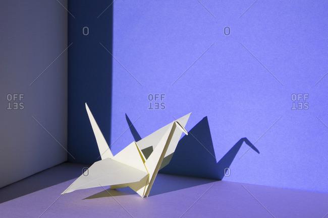 Origami- cranes