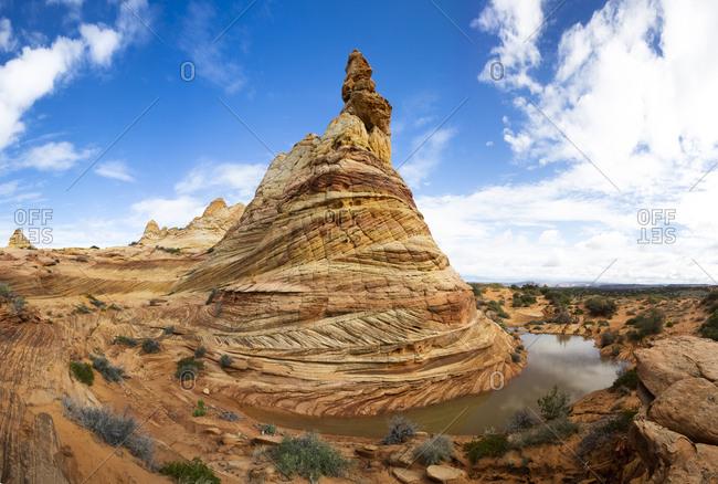America- Arizona- Kanab- Coyote Buttes