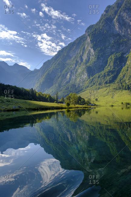 Germany- Bavaria- Upper Bavaria- Berchtesgaden Alps- Berchtesgaden National Park- Salet alp