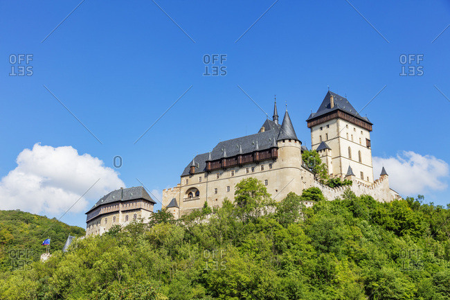 Karlstejn Castle, Czech Republic, Europe