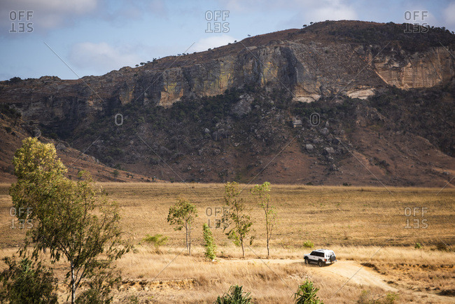 Isalo National Park, Ihorombe Region, Southwest Madagascar, Africa