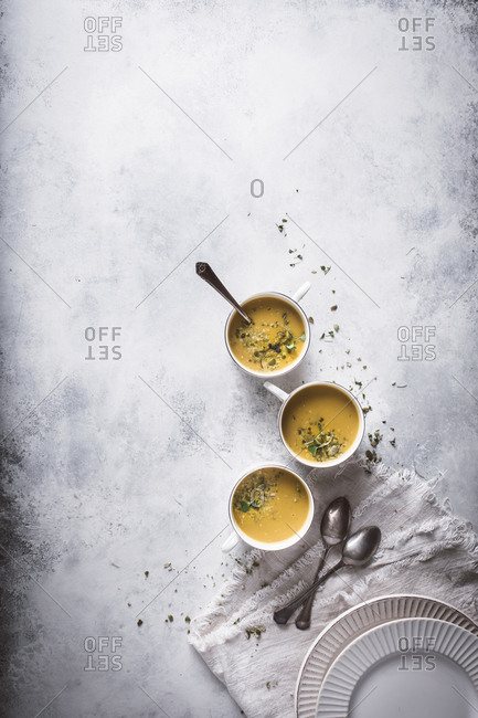 Butternut squash soup - Offset Collection