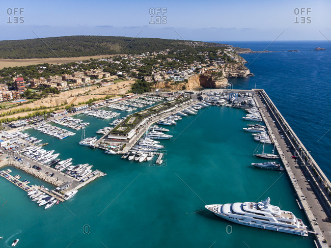 Spain- Balearic Islands- Mallorca- El Toro- Port Adriano