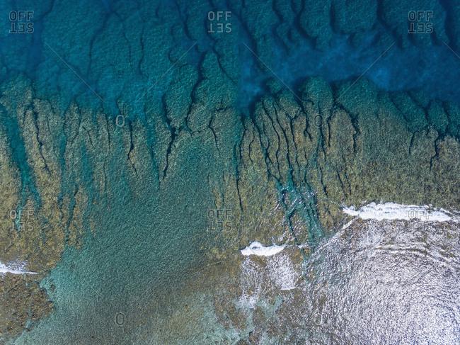 Reunion- West Coast- Grand Fond- Plage de Boucan Canot
