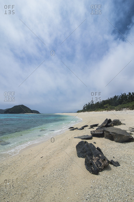 Japan- Okinawa Islands- Kerama Islands- Zamami Island- East China Sea- Furuzamami Beach