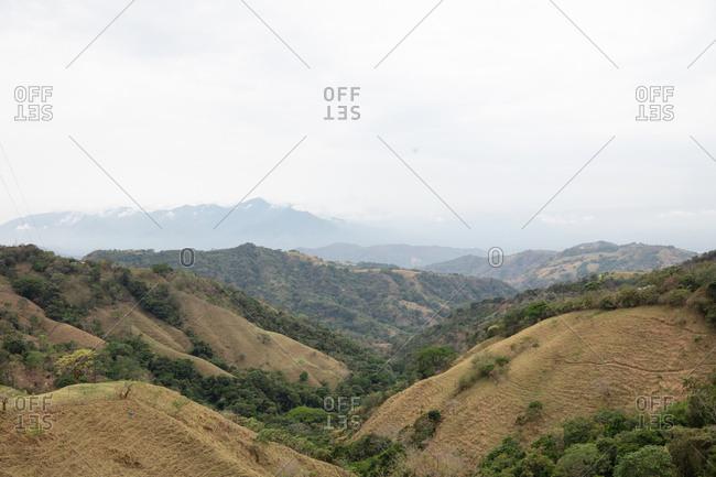 Overlooking Manuel Antonio, Costa Rica