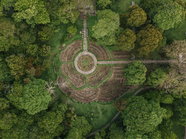 Indonesia- Bali- Bedugul- Bali Botanic Garden