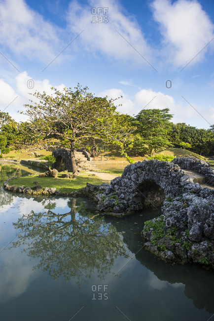 Japan- Okinawa- Shikina-en Garden