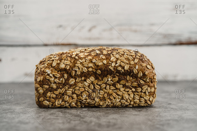 Healthy Oat wholemeal bread