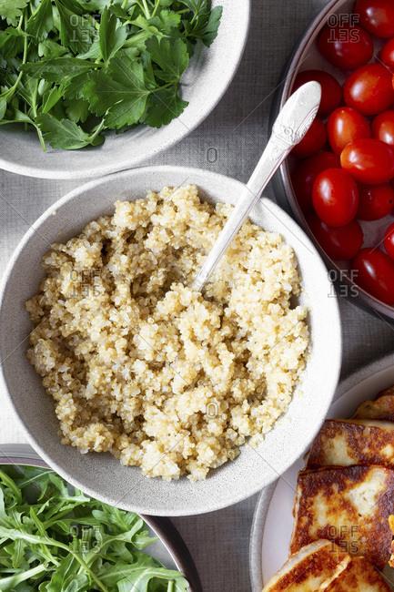 Healthy Grain Bowl - Salad