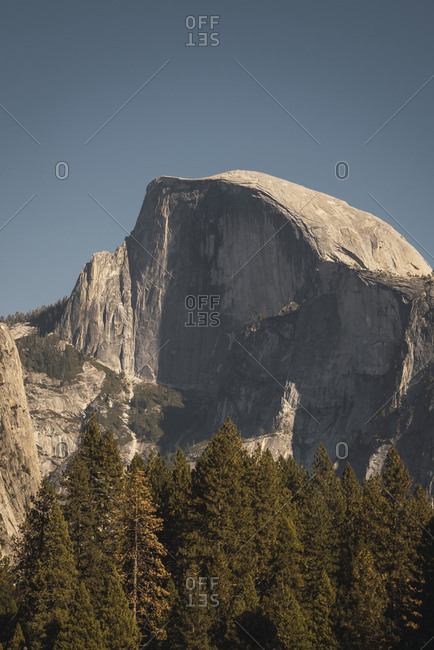 USA- California- Yosemite National Park- El Capitan