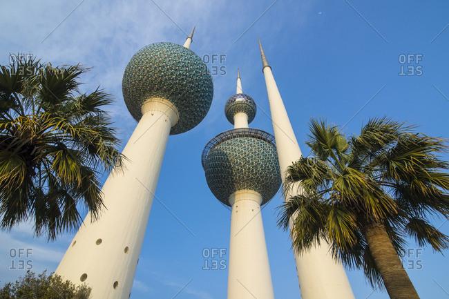 March 5, 2017: Arabia- Kuwait- Kuwait City- Kuwait Towers