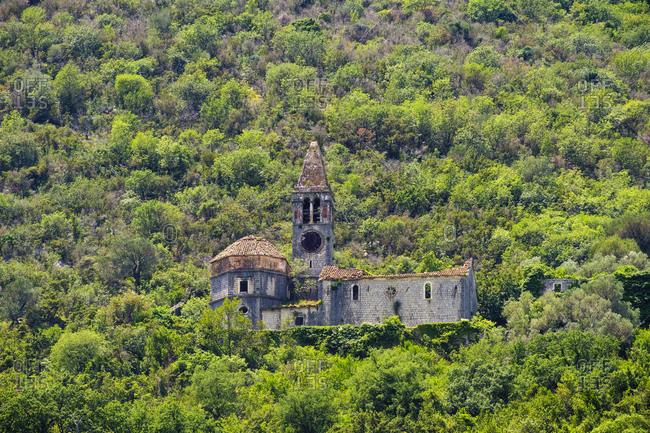 Montenegro- Prcanj- Stara Zupna Crkva Church