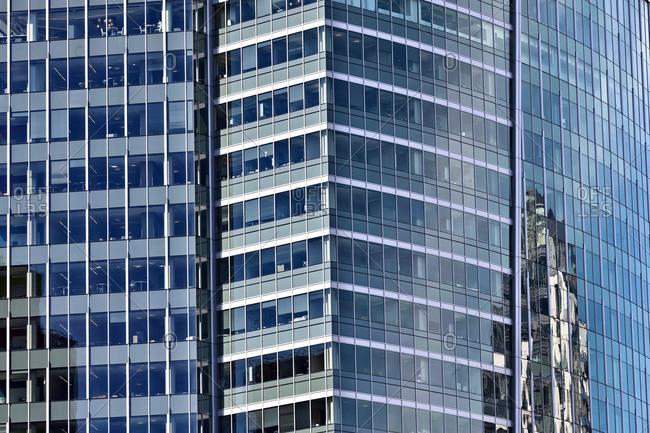 Modern Skyscraper,Bellevue, Washington, USA