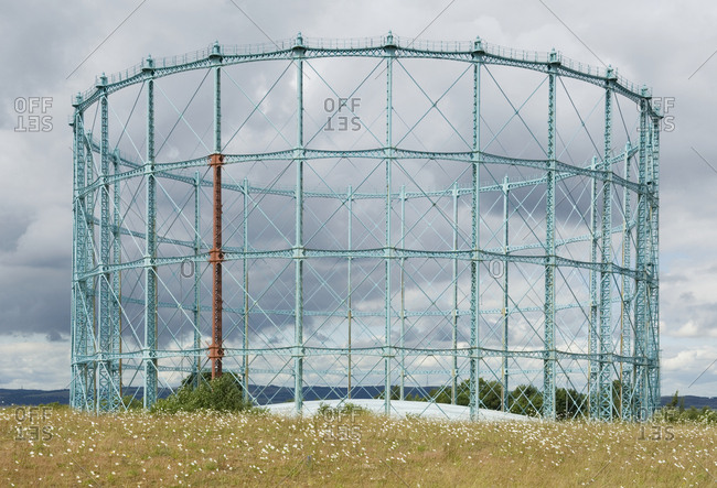 Unused Gasworks