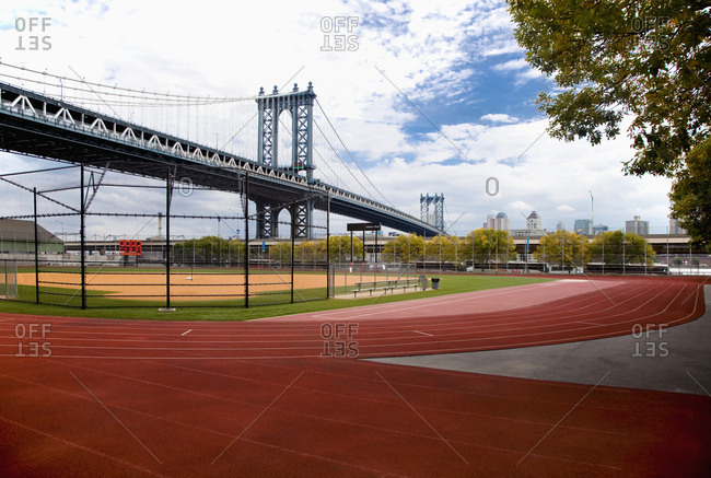 New York City, New York, USAFebruary 8, 2019: City Sports Field
