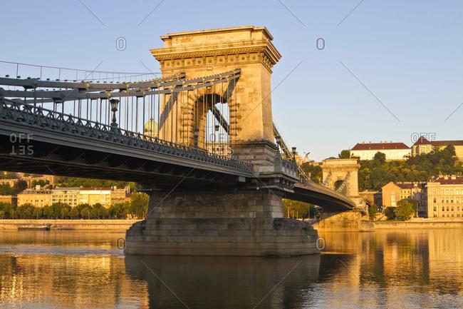 Bridge over lots of water