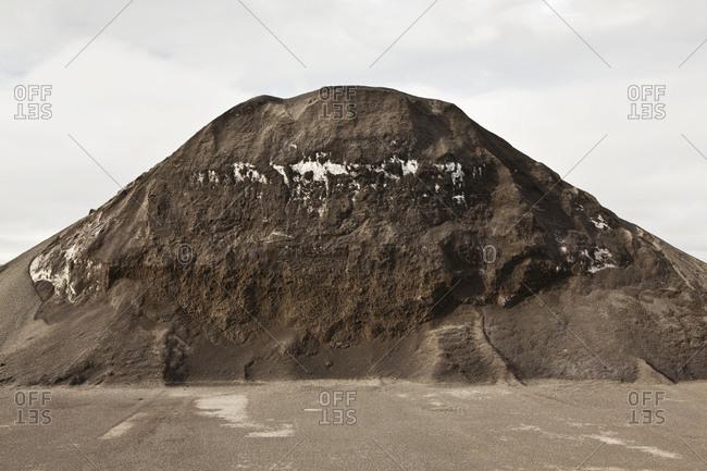Gravel Mound