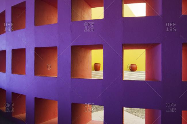 Modern Interior Wall