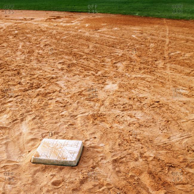 Baseball Field Base