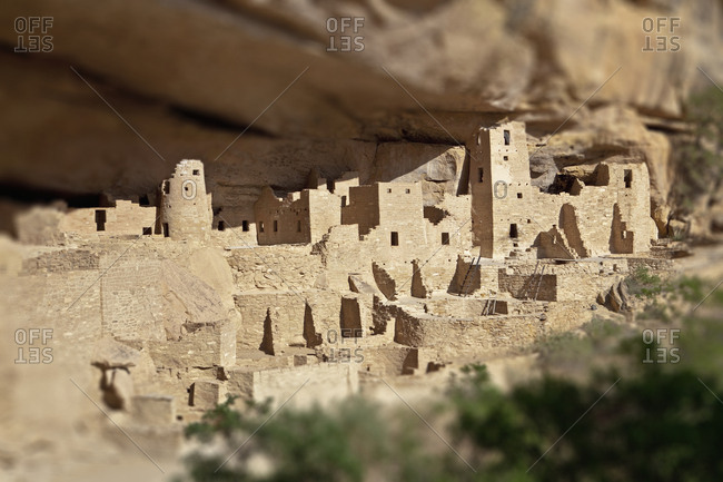 Native American Cliff Dwellings