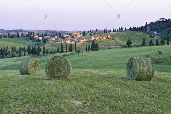 Spring Hay Harvest