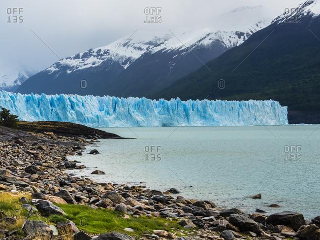 Argentina- Patagonia- El Calafate- Glacier Perito Moreno